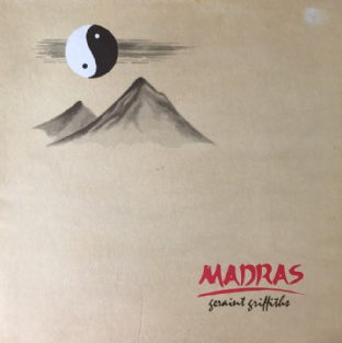 Geraint Griffiths ‎- Madras (LP) (EX/VG)